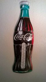 COKE COLA COLLECTABLE THERMONETER WORKING PERFECT CONDITION in El Paso, Texas