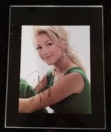 Julianne Hough Autographed Photo in a Frame in Chicago, Illinois