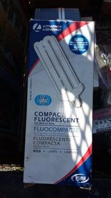 Lithonia Lighting CF65QT41 M6 Compact Fluorescent Lamp, White in Moody AFB, Georgia