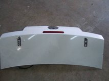 2005-2009 White Ford Mustang Trunk lid in Chicago, Illinois