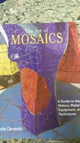The Art of Mosaics book in Temecula, California