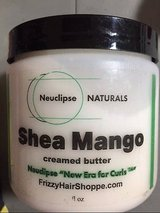 NEW frizzy hair shoppe neuclipse naturals shea mango creamed butter new * in Houston, Texas