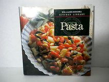 Pasta by Lorenza De'Medici Williams Sonoma Kitchen Library Hardcover in Morris, Illinois