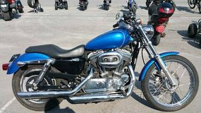 2007 HARLEY DAVIDSON XL1200C in Camp Lejeune, North Carolina