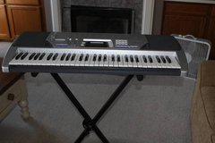 Casio CTK-496 Keyboard with stand in Houston, Texas