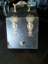 Black Antique Coal box Scuttle in Roseville, California