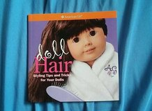AMERICAN GIRL DOLL HAIR BOOK in Melbourne, Florida