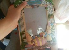 BUNNY PICTURE FRAME in Melbourne, Florida