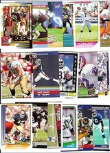 Notre Dame Fighting Irish 50 card football lot Alm, Brown, Berry, Taylor, Heck… in Chicago, Illinois