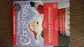 Recordable story Book The Night Before Christmas in San Diego, California