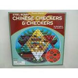 Steel Board Chinese Checkers, new in San Diego, California