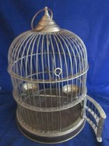 Brass Bird Cage ~ Antique Solid Heavy in Naperville, Illinois