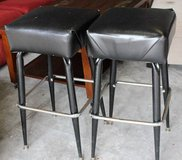 Two Bar Stools in Fort Lewis, Washington
