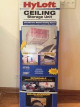 HYLOFT CEILING STORAGE UNIT in DeKalb, Illinois