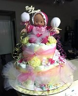 Diaper Cakes & Gift items in Spring, Texas