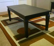 Coffee Table w/Trellis Base in Fort Lewis, Washington