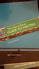 Guide to Writing in Bellaire, Texas
