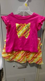 Kidgets 24Mo 2 Piece Set Pink/Yellow (T=33) in Fort Campbell, Kentucky