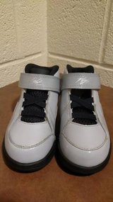 Jordan Flight Air Incline Toddler Shoes Sz 8c Velcro Nike Cool Gray (T=27) in Fort Campbell, Kentucky