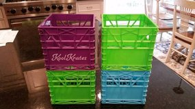 Mini Crates - Fun for organizing desk or small items in Orland Park, Illinois