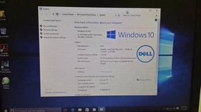 Dell Latitude E6400 Laptop Win 10 with Charger and Batteries in Baytown, Texas