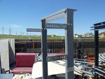 excellent 15 inch server component rack grey powder-coating with brackets 80058 in Huntington Beach, California