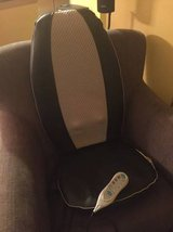 Homedics Therapist Select Shiatsu Massaging Cushion (chair) SBM-300 in Joliet, Illinois