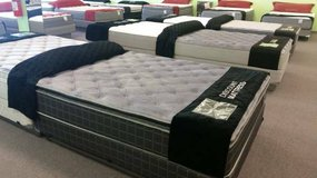 "LOW PRICE! 14"" THICK Pillowtop, Plush, or Firm Mattress! FREE DELIVERY in Oswego, Illinois"