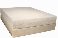 "Brand New! 10"" MEMORY FOAM Mattress! FREE SAME DAY DELIVERY! in Lockport, Illinois"