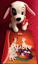 Disney 101 Dalmatians Hard Cover Book Disney Khols Cares ( Book Only ) in Chicago, Illinois