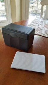 Index Card Full Box with cards in Orland Park, Illinois
