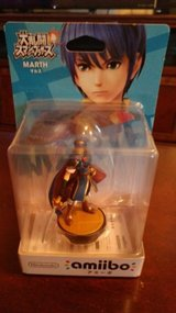 amiibo marth (japanese import) in Fort Lee, Virginia