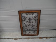 WALL HANGER ALL METAL & WOOD in Naperville, Illinois