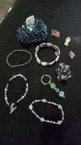 Bracelets, Ring, Key Chain and Pins in Wheaton, Illinois