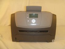 amazing lexmark optra e450dn usb & network laser printer/fax/copier 35ppm 80067 in Huntington Beach, California