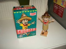 2014 MILWAUKE BREWERS STADIUM GIVEAWAY CHORIZO Bobble Head Sausage in Brookfield, Wisconsin