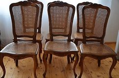 6 very nice antique chairs from France in Ramstein, Germany