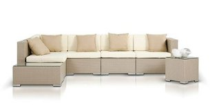 "*******""Chantelle's"" Modern Patio Sofa Set******* in San Clemente, California"