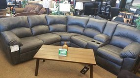 TAMBO PEWTER RECLINING SECTIONAL in Schofield Barracks, Hawaii