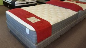"Brand New! Luxury FIRM 15"" THICK Mattress! FREE DELIVERY! in Plainfield, Illinois"