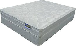 BRAND NEW EUROTOP MATTRESS!!! in Lockport, Illinois