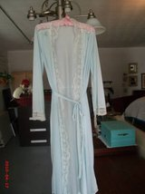 New Sheer Blue Robe by Olga in Orland Park, Illinois