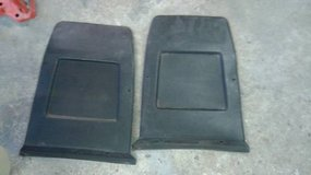 71-78 Chevy Camaro Bucket Seat Back Panels - 77-79 Nova in CyFair, Texas