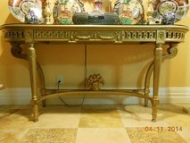 Antique French Server/Entry Table in Fairfield, California