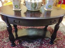 Antique Library Table in Fairfield, California