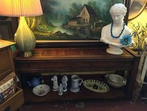 Wood Inlaid Sofa Table-Console Table in Camp Pendleton, California