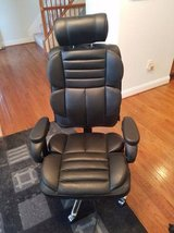 ERA Leather Office Chair - High End in Fairfax, Virginia