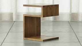 Crate and Barrel Entou end tables / nightstands in Fairfax, Virginia