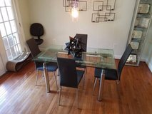 Modern German Dining Table and Chairs / Imola-P in Fairfax, Virginia