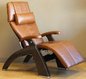 Zero Gravity Perfect Chair - Cognac Leather in Fairfax, Virginia